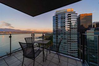 "Photo 20: 1803 1281 W CORDOVA Street in Vancouver: Coal Harbour Condo for sale in ""Callisto"" (Vancouver West)  : MLS®# R2507901"