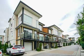 """Photo 1: 73 20857 77A Avenue in Langley: Willoughby Heights Townhouse for sale in """"Wexley"""" : MLS®# R2513255"""