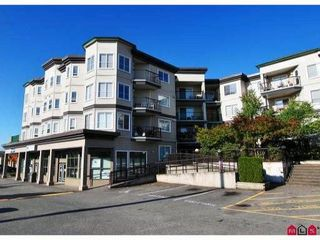 Photo 1: 104 5759 GLOVER Road in Langley: Langley City Condo for sale : MLS®# F1107271