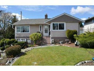 Photo 1: 7789 PATTERSON Avenue in Burnaby: Suncrest House for sale (Burnaby South)  : MLS®# V883015