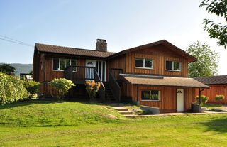 Photo 1: 36904 MCKAMIE Road in Mission: Dewdney Deroche House for sale : MLS®# F1114793
