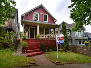 """Photo 1: 1962 E 5TH Avenue in Vancouver: Grandview VE House for sale in """"COMMERCIAL DRIVE"""" (Vancouver East)  : MLS®# V895689"""