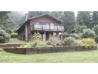 Photo 1: 6021 CORACLE Place in Sechelt: Sechelt District House for sale (Sunshine Coast)  : MLS®# V912200