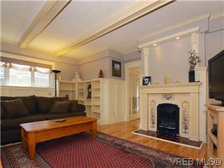 Photo 3: 50 Howe St in VICTORIA: Vi Fairfield West Single Family Detached for sale (Victoria)  : MLS®# 590110