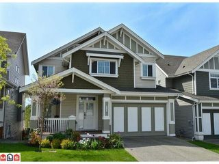 """Photo 1: 20188 - 68A Avenue in Langley: Willoughby Heights House for sale in """"Woodbridge"""" : MLS®# F1208857"""