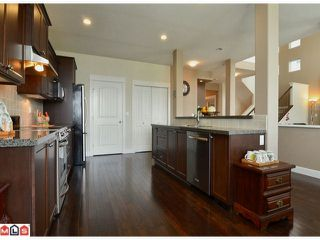 """Photo 8: 20188 - 68A Avenue in Langley: Willoughby Heights House for sale in """"Woodbridge"""" : MLS®# F1208857"""