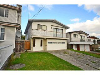 Photo 1: 1365 E 29TH AV in Vancouver: Knight House for sale (Vancouver East)  : MLS®# V1031331