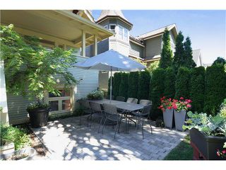 Photo 19: 1955 W 15TH Avenue in Vancouver: Kitsilano Townhouse for sale (Vancouver West)  : MLS®# V1045326