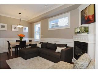 Photo 2: 1955 W 15TH Avenue in Vancouver: Kitsilano Townhouse for sale (Vancouver West)  : MLS®# V1045326