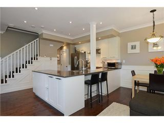 Photo 8: 1955 W 15TH Avenue in Vancouver: Kitsilano Townhouse for sale (Vancouver West)  : MLS®# V1045326