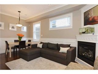 Photo 5: 1955 W 15TH Avenue in Vancouver: Kitsilano Townhouse for sale (Vancouver West)  : MLS®# V1045326