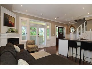 Photo 4: 1955 W 15TH Avenue in Vancouver: Kitsilano Townhouse for sale (Vancouver West)  : MLS®# V1045326