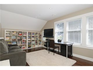 Photo 13: 1955 W 15TH Avenue in Vancouver: Kitsilano Townhouse for sale (Vancouver West)  : MLS®# V1045326
