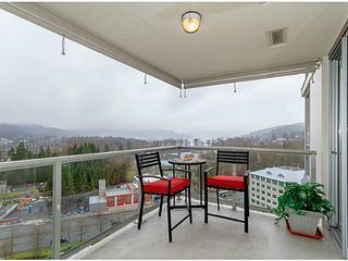 """Photo 13: 1501 235 GUILDFORD Way in Port Moody: North Shore Pt Moody Condo for sale in """"SINCLAIR"""" : MLS®# V1051752"""