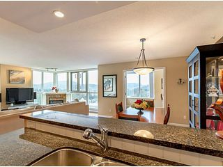 """Photo 2: 1501 235 GUILDFORD Way in Port Moody: North Shore Pt Moody Condo for sale in """"SINCLAIR"""" : MLS®# V1051752"""