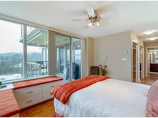 """Photo 8: 1501 235 GUILDFORD Way in Port Moody: North Shore Pt Moody Condo for sale in """"SINCLAIR"""" : MLS®# V1051752"""