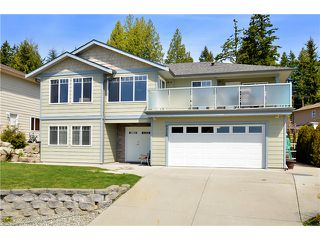 "Photo 1: 6324 SAMRON Road in Sechelt: Sechelt District House for sale in ""WEST SECHELT"" (Sunshine Coast)  : MLS®# V1058458"