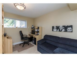 Photo 14: 1985 PETERSON Avenue in Coquitlam: Cape Horn House for sale : MLS®# V1067810