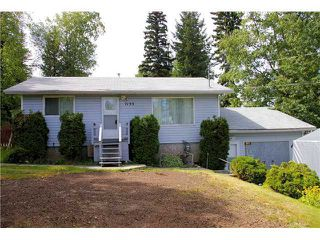 Main Photo: 7133 CARIBOU Road in Prince George: Lafreniere House for sale (PG City South (Zone 74))  : MLS®# N241425