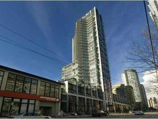 "Photo 1: 1703 1255 SEYMOUR Street in Vancouver: Downtown VW Condo for sale in ""ELAN"" (Vancouver West)  : MLS®# V1097501"