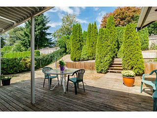 Photo 20: 19685 S WILDWOOD Crescent in Pitt Meadows: South Meadows House for sale : MLS®# V1141258