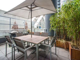 """Photo 17: 318 788 HAMILTON Street in Vancouver: Downtown VW Condo for sale in """"TV TOWER 1"""" (Vancouver West)  : MLS®# R2024487"""