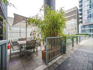 """Photo 16: 318 788 HAMILTON Street in Vancouver: Downtown VW Condo for sale in """"TV TOWER 1"""" (Vancouver West)  : MLS®# R2024487"""