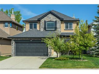 Main Photo: 19 EVERGREEN Heights SW in Calgary: Evergreen House for sale : MLS®# C4052214