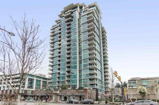 "Photo 1: 1707 138 E ESPLANADE in North Vancouver: Lower Lonsdale Condo for sale in ""PREMIER AT THE PIER"" : MLS®# R2042238"