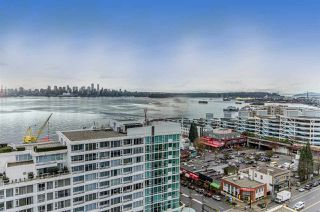 "Photo 18: 1707 138 E ESPLANADE in North Vancouver: Lower Lonsdale Condo for sale in ""PREMIER AT THE PIER"" : MLS®# R2042238"