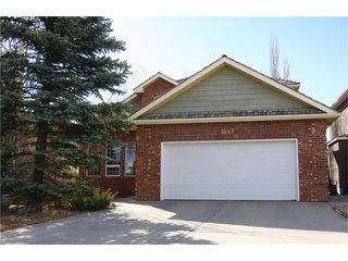 Main Photo: 1543 EVERGREEN Drive SW in Calgary: Evergreen House for sale : MLS®# C4055553