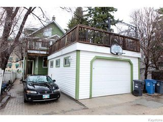Photo 19: 166 Despins Street in Winnipeg: St Boniface Residential for sale (South East Winnipeg)  : MLS®# 1609150