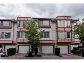 """Main Photo: 48 13899 LAUREL Drive in Surrey: Whalley Townhouse for sale in """"EMERALD GARDENS"""" (North Surrey)  : MLS®# R2076948"""