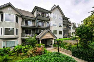 "Photo 1: 112 3770 MANOR Street in Burnaby: Central BN Condo for sale in ""CASCADE WEST"" (Burnaby North)  : MLS®# R2094067"