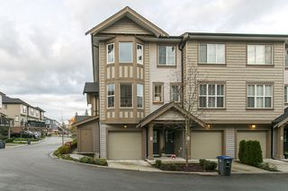"""Photo 1: 71 14838 61 Avenue in Surrey: Sullivan Station Townhouse for sale in """"Sequoia"""" : MLS®# R2123525"""