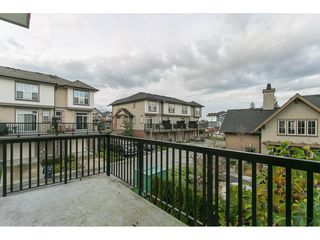 """Photo 41: 71 14838 61 Avenue in Surrey: Sullivan Station Townhouse for sale in """"Sequoia"""" : MLS®# R2123525"""