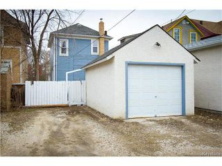 Photo 19: 532 Telfer Street South in Winnipeg: Wolseley Residential for sale (5B)  : MLS®# 1709910