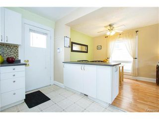 Photo 6: 532 Telfer Street South in Winnipeg: Wolseley Residential for sale (5B)  : MLS®# 1709910
