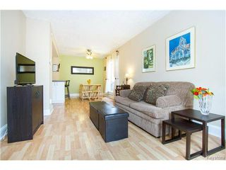Photo 2: 532 Telfer Street South in Winnipeg: Wolseley Residential for sale (5B)  : MLS®# 1709910
