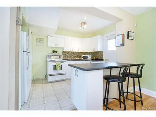Photo 5: 532 Telfer Street South in Winnipeg: Wolseley Residential for sale (5B)  : MLS®# 1709910