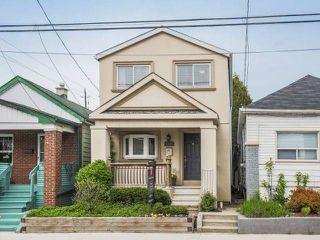 Main Photo: 1343 Woodbine Avenue in Toronto: Woodbine-Lumsden House (2-Storey) for sale (Toronto E03)  : MLS®# E3823161