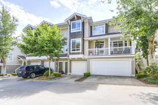 """Photo 1: 19 15030 58 Avenue in Surrey: Sullivan Station Townhouse for sale in """"SUMMER LEAF"""" : MLS®# R2186137"""