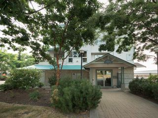 "Photo 1: 209 6390 196 Street in Langley: Willoughby Heights Condo for sale in ""Willow Gate"" : MLS®# R2195681"