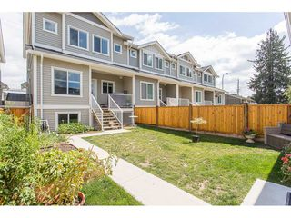 "Photo 19: 8615 CEDAR Street in Mission: Mission BC Condo for sale in ""Cedar Valley Row Homes"" : MLS®# R2199726"