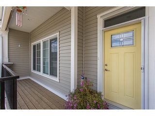 "Photo 2: 8615 CEDAR Street in Mission: Mission BC Condo for sale in ""Cedar Valley Row Homes"" : MLS®# R2199726"