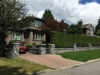 Photo 1: 1833 W 63RD Avenue in Vancouver: S.W. Marine House for sale (Vancouver West)  : MLS®# R2213789