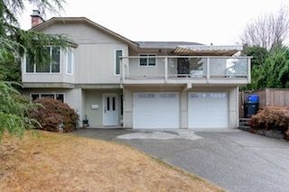 Photo 1: 1265 FALCON Drive in Coquitlam: Upper Eagle Ridge House for sale : MLS®# R2220406