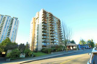 "Photo 1: 901 7235 SALISBURY Avenue in Burnaby: Highgate Condo for sale in ""Salisbury Square"" (Burnaby South)  : MLS®# R2226298"