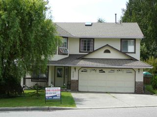 "Photo 1: 8123 CARIBOU Street in Mission: Mission BC House for sale in ""Cherry Hill"" : MLS®# R2228511"