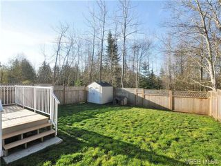 Photo 9: 1882 Tominny Road in SOOKE: Sk Whiffin Spit Residential for sale (Sooke)  : MLS®# 335080